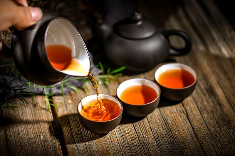 野生古树普洱茶-单株-生茶