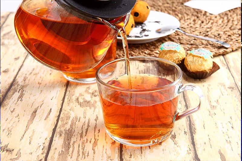 野生古树普洱茶-生茶